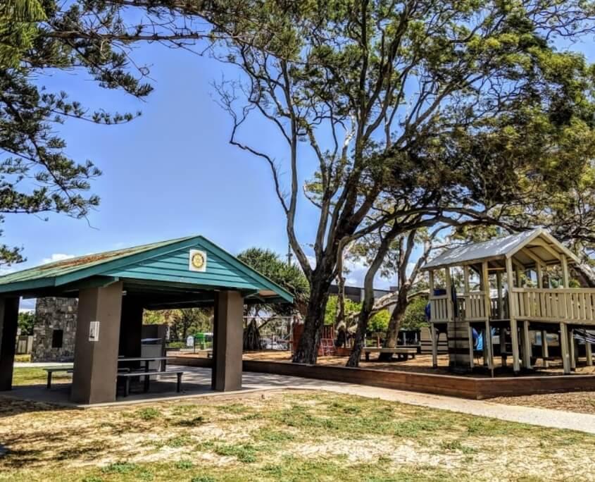 Prestige properties redcliffe Captain-Cook-Park