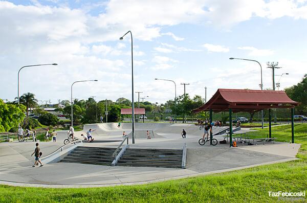 Prestige properties redcliffe Redcliffe-Skate-Park.